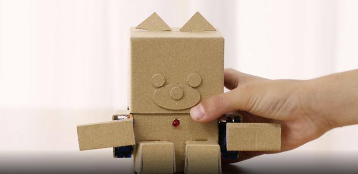工作好きな子どもにおすすめ!かわいい動物 「embot(エムボット)」